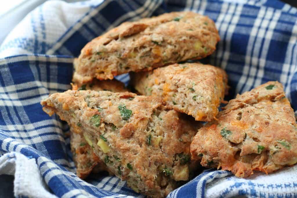 Breakfast Biscuits - Bake.Eat.Repeat.