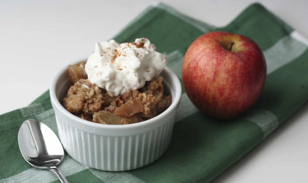 Apple Crisp - Bake.Eat.Repeat.