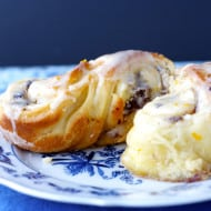 Chocolate Orange Sweet Rolls