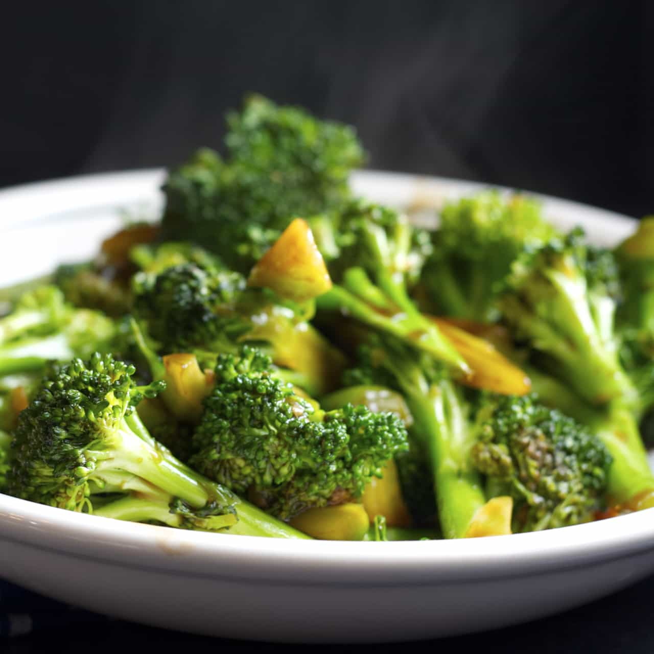 Asian Stir Fried Broccoli Recipe-5784
