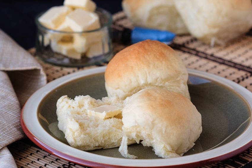 how to make quick dinner rolls