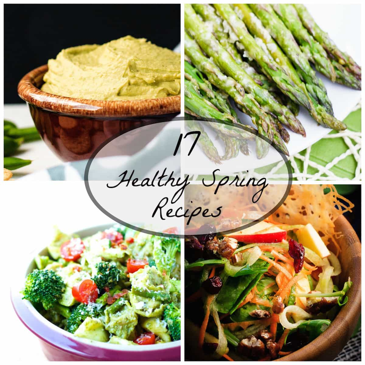 17 Healthy Spring Recipes