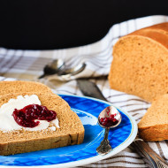 Icelandic Brown Bread