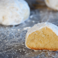 Almond Snowball Cookies + Video