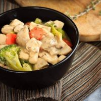 30 Minute Chicken Stew