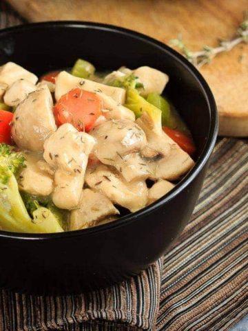30 Minute Chicken Stew