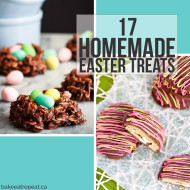 17 Amazing Homemade Easter Treats