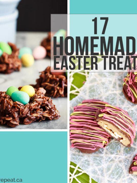 17 Amazing Homemade Easter Treats