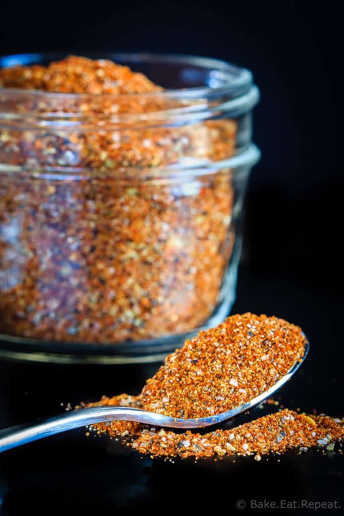 This taco seasoning recipe takes just minutes to mix up, and you probably have everything you need for it already - you'll never have to buy it again!