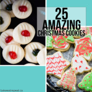 25 Amazing Christmas Cookies