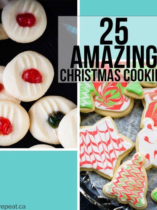 25 Amazing Christmas Cookies