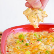Baked Broccoli Cheese Dip