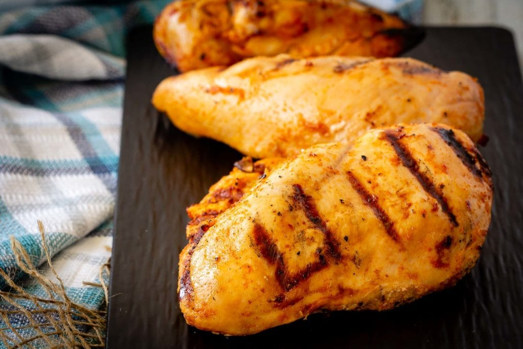 This lemon paprika chicken marinade is easy to mix up and adds so much flavour to your chicken. Marinade and then grill or bake, or freeze for later!