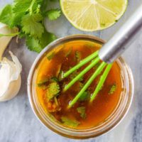 Mexican Chicken Marinade