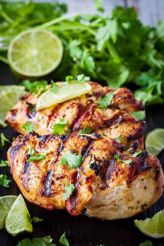 This Mexican chicken marinade is easy to mix up and adds so much flavour to your chicken. Marinate and then grill or bake, or freeze for later!