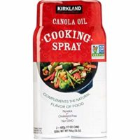 Canola Oil Cooking Spray