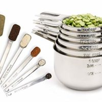 Measuring Cups / Measuring Spoons set