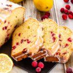 Lemon Cranberry Bread