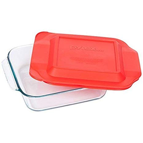 Pyrex 8 Inch Square Baking Dish