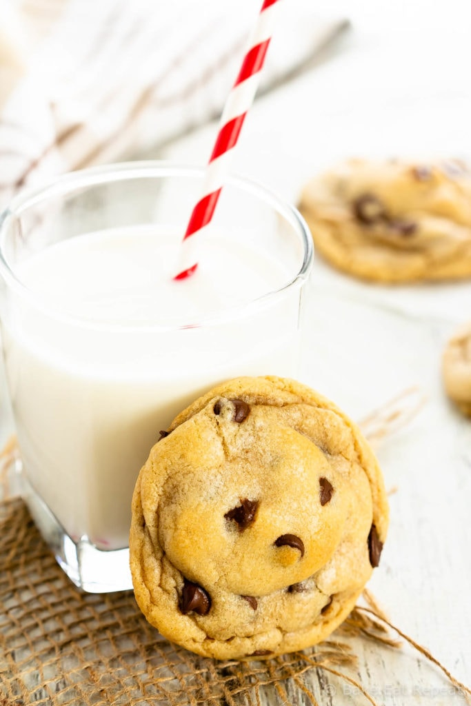 Easy to make chocolate chip cookies