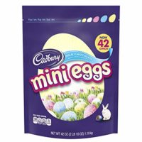 Easter Cadbury Chocolate Mini Eggs 42 Ounces