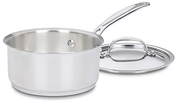 Classic Stainless Saucepan