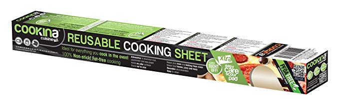 Cookina Reusable Cooking Sheet