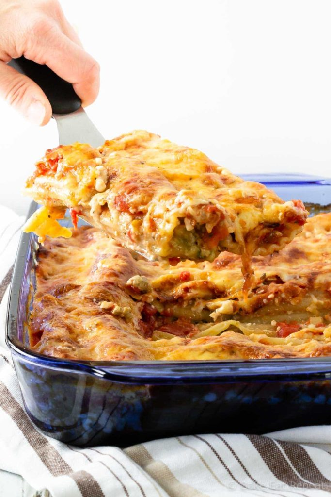 Easy to make turkey manicotti
