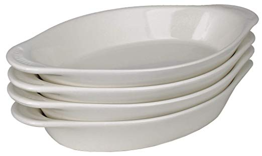 Ceramic Oval Baking Dishes