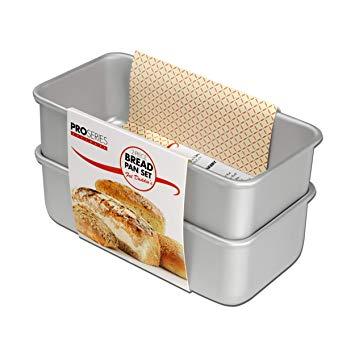 8x4 inch Loaf Pans