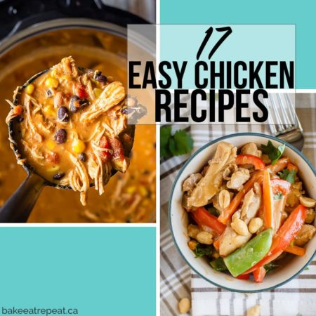 17 Chicken Recipes