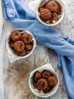 Two Bite Brownies