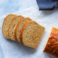Whole Wheat Bread Recipe