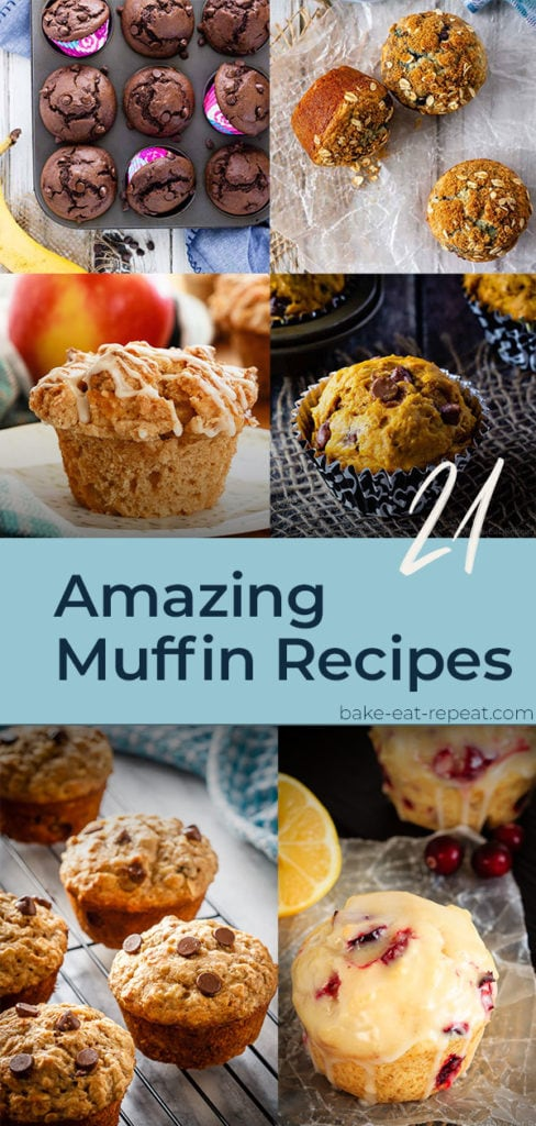 21 muffin recipes to make today