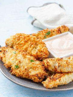 air fryer chicken fingers