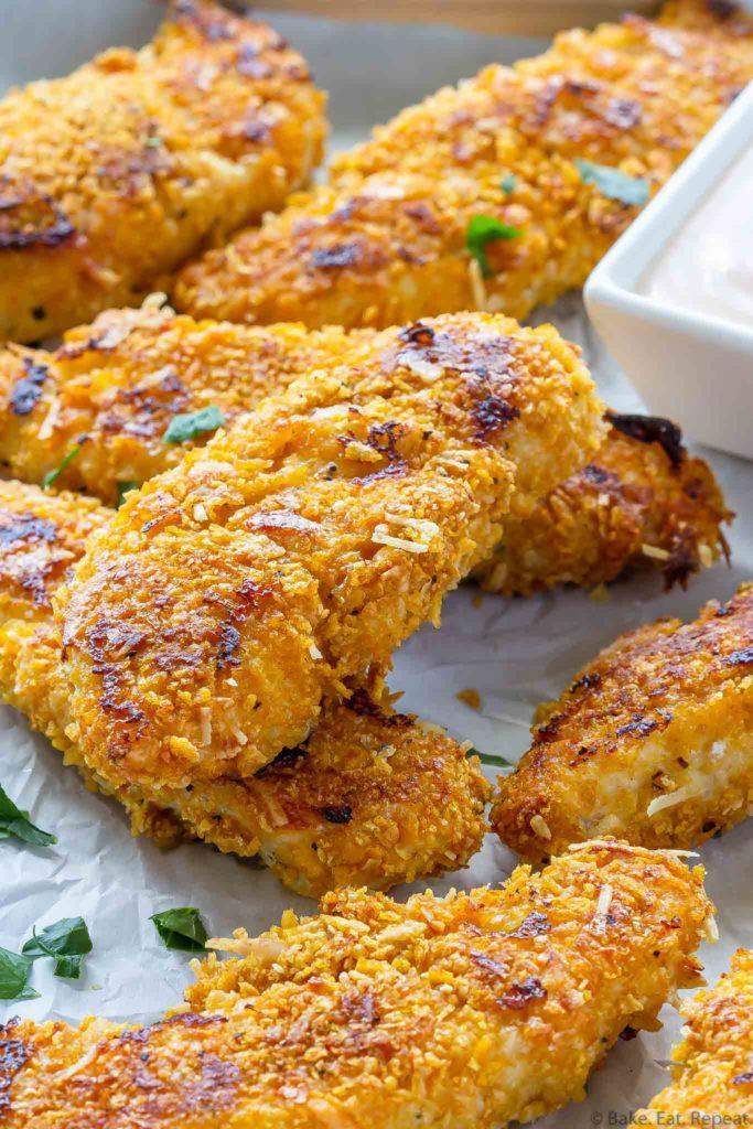 buttermilk ranch chicken tenders