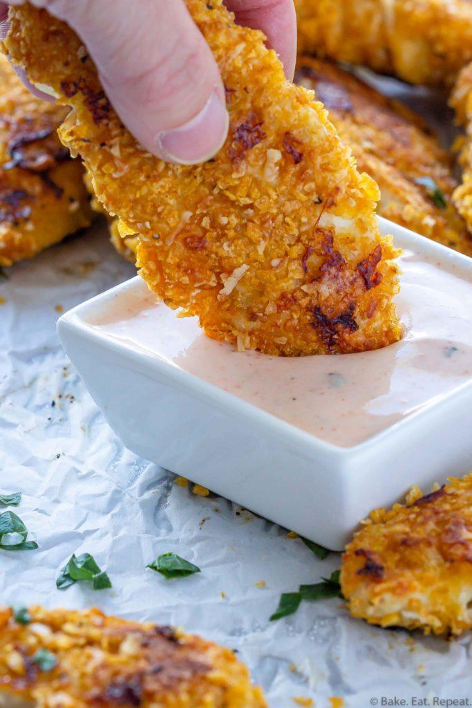 oven baked chicken tenders